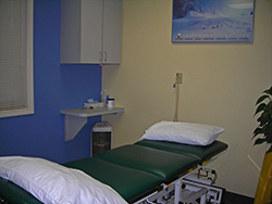Moreland Physical therapy private room